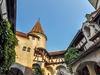 Bran Castle Inside View - Transylvania