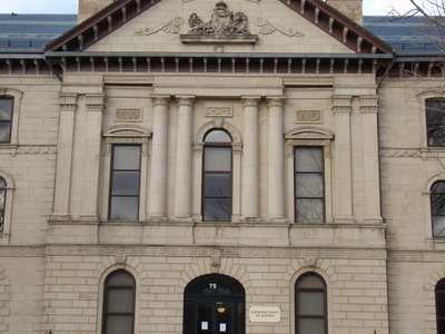 Brant County Courthouse