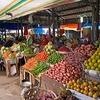 Brastagi Fruit Market - Sumatra