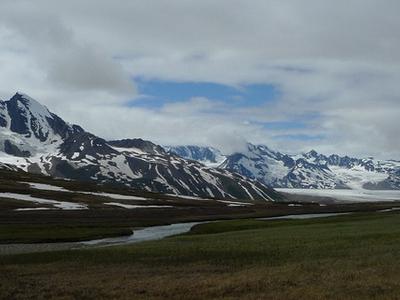 Bremner River Alaska