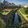 Garden Of The Chateau De L Hermine