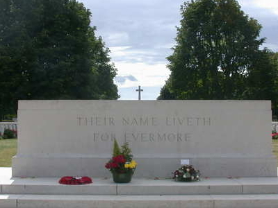 Bretteville-sur-Laize Canadian War Cemetery
