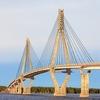 Bridge At Raippaluoto In Finland