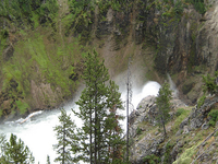Brink of the Upper Falls