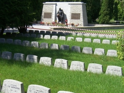 Defence Forces Cemetery of Tallinn