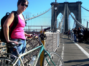 Brooklyn Bridge Bike Tour Photos
