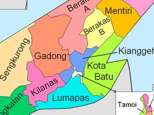 Brunei y Muara