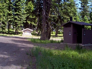 Buck Creek Campground