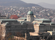 Buda Castle Close View