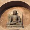 Buddha In The Mahabodhi