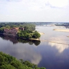 Bugo-Narew & Vistula River Confluence At Modlin