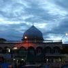 Mosque In Central Bukittinggi