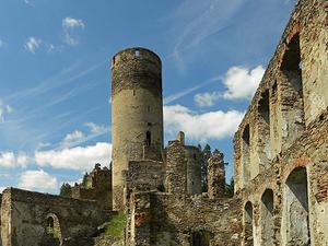Burgruine Kollmitz