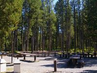 Targhee Buttermilk Campground