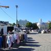 Buyers & Sellers In Turku Market Square