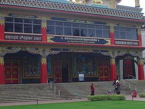 Buddhist Golden Temple