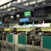 Guangzhou Baiyun International Airport Counter