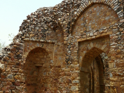 Ghiyasuddin Balban Tomb Tomb of Balban, New De...