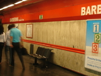 Barberini Fontana di Trevi Station