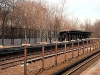 Baychester Avenue IRT Dyre Avenue Line Station