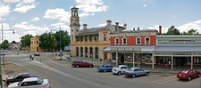 Panorama Of Beechworth