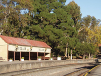 Belair Railway Station