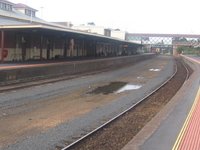 Bendigo Railway Station