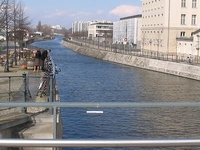 Berlin Spandau Ship Canal