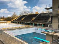 Olympiapark Schwimmstadion Berlin