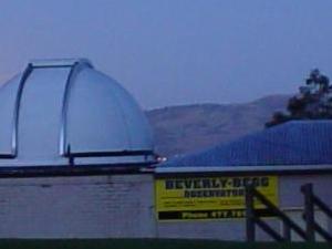 Beverly Begg Observatory