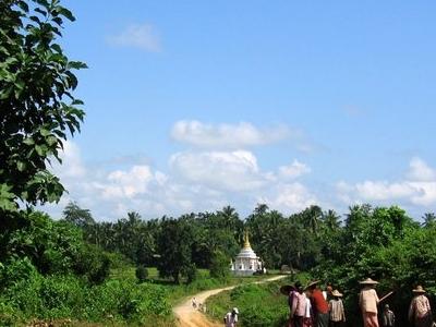 Bhamo  Alrededores