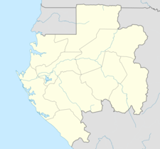 Bifoun Is Located In Gabon