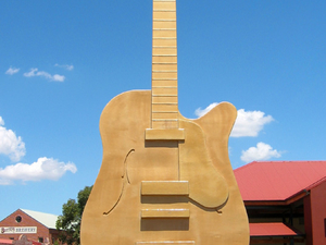 Golden Guitar