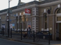 Blackheath Railway Station