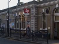 Blackheath Railway Station