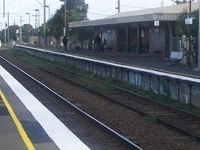 Bonbeach Railway Station
