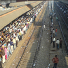 Borivali Station During Peak Hours