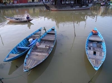Boats Hoi An