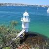 Bradleys Head Lighthouse Sydney
