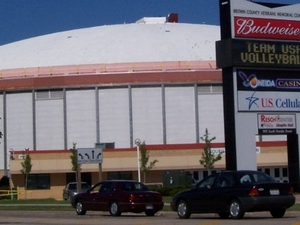 Brown County Veterans Memorial Arena
