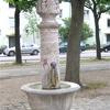 Fountain In Mariahilfplatz