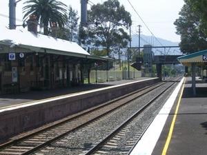 Bulli Railway Station