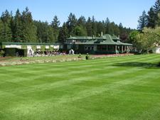 Butchart Lawn