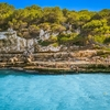 Cala Llombards Front View - Mallorca - Balearic Islands