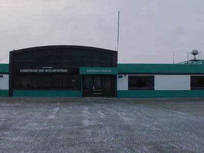 Cambridge  Bay Terminal