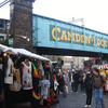 Camden Markets Entrance