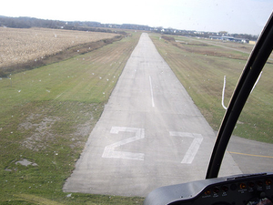 Campbell Airport