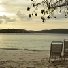 Caneel Bay Sunset At Turtle Bay Beach 1