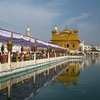Canopied Passage The Golden Temple