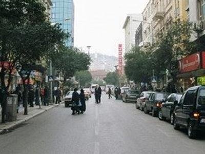 Milli Kuvvetler Street